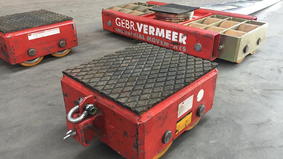 Gebr. Vermeer Industrial Movements
